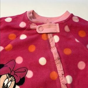 Disney One Pieces - Disney Baby Minnie Mouse Blanket Sleeper For Baby